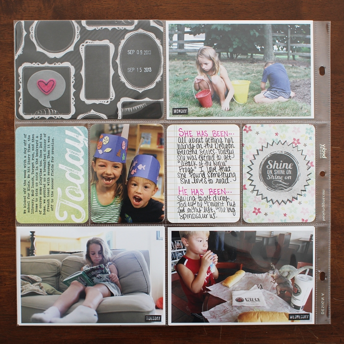 {365} Project Life 2013 | Week 37 by Shelly Jaquet
