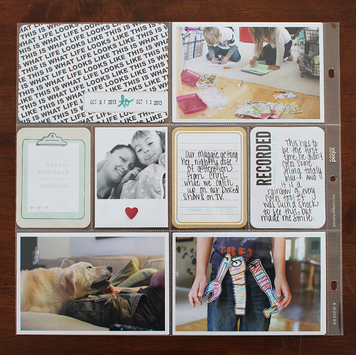 {365} Project Life 2013 | Week 41 by Shelly Jaquet