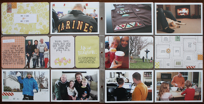 {365} Project Life 2013 | Week 46 by Shelly Jaquet