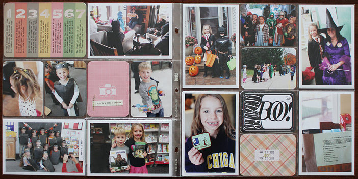 {365} Project Life 2013 | Week 44 by Shelly Jaquet