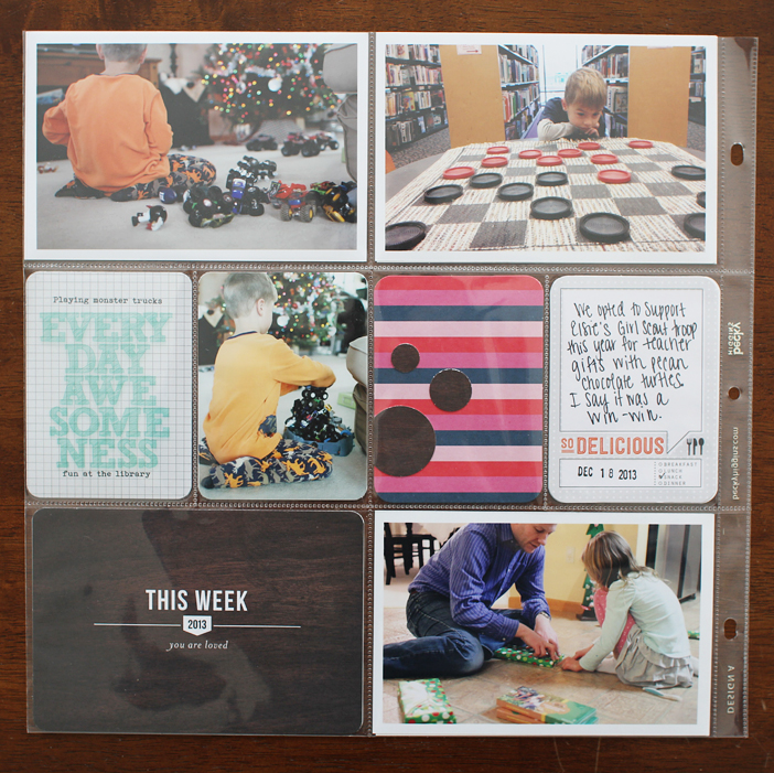 {365} Project Life 2013 | Week 51 by Shelly Jaquet