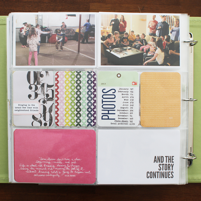 {365} Project Life 2013 | Week 52+ by Shelly Jaquet