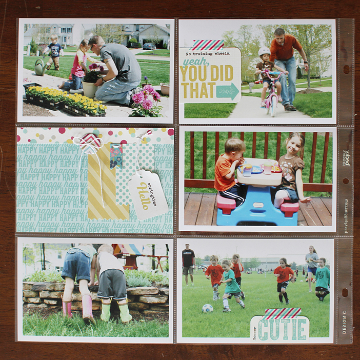 {Spring 2011} Project Life by Shelly Jaquet
