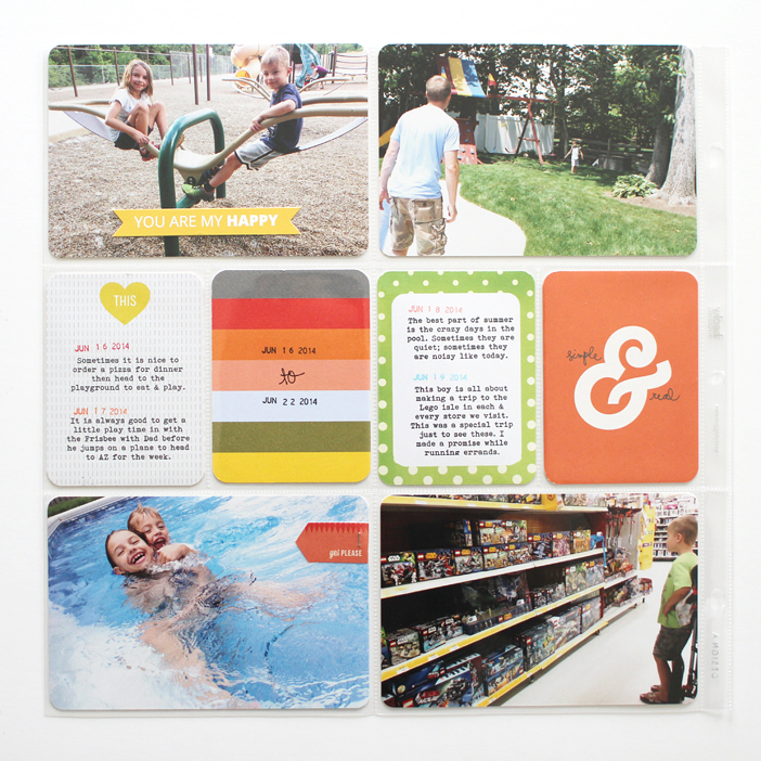{365} Project Life 2014 | Week 25 by Shelly Jaquet