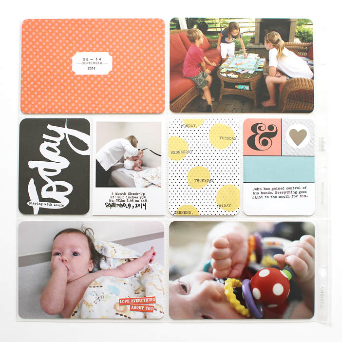 {365} Project Life 2014 | Week 37 by Shelly Jaquet
