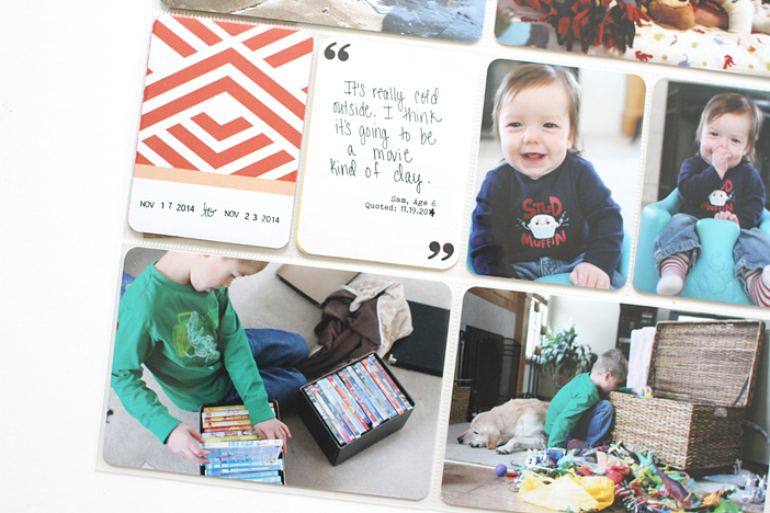 {365} Project Life 2014 | Week 47 by Shelly Jaquet