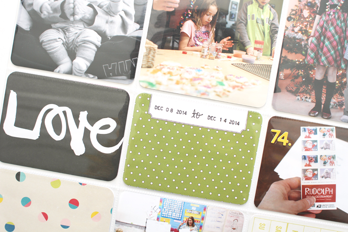 {365} Project Life 2014 | Week 50 by Shelly Jaquet