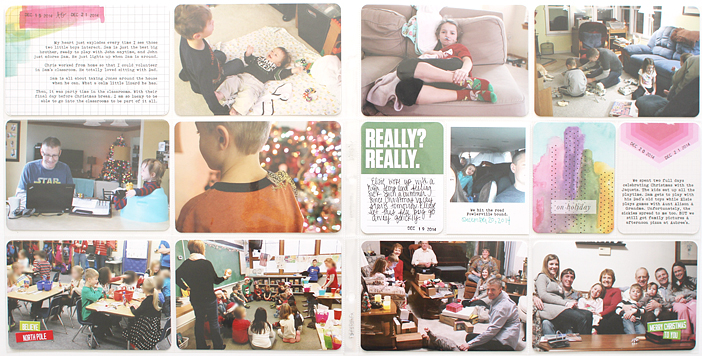 {365} Project Life 2014 | Week 51 by Shelly Jaquet