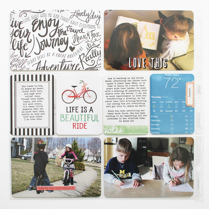 {365} Project Life 2014 | Week 15 by Shelly Jaquet