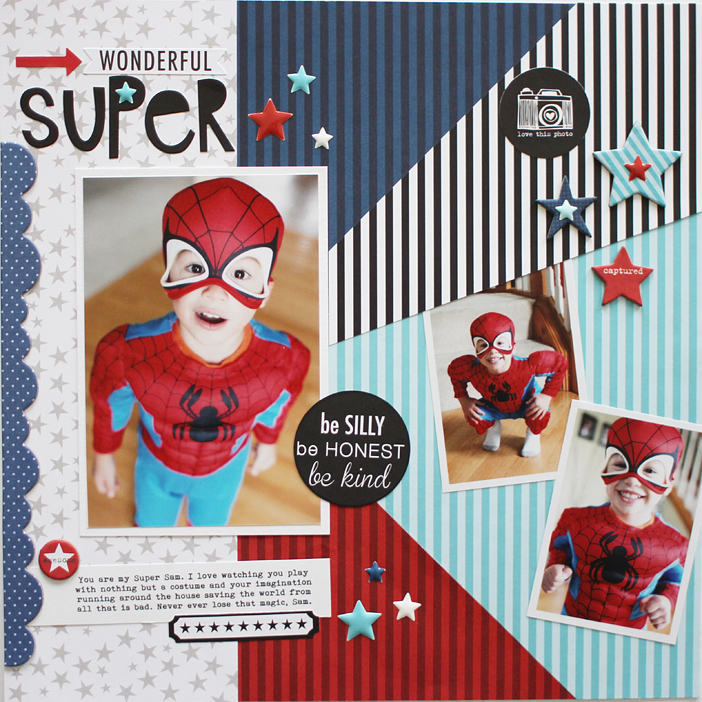 Super by Shelly Jaquet for #BellaBlvd