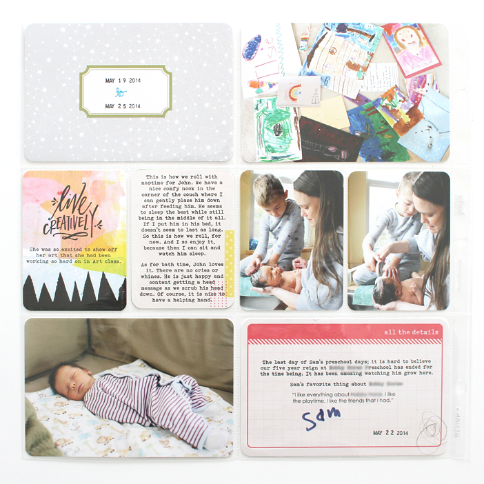 {365} Project Life 2014   Week 21 by Shelly Jaquet