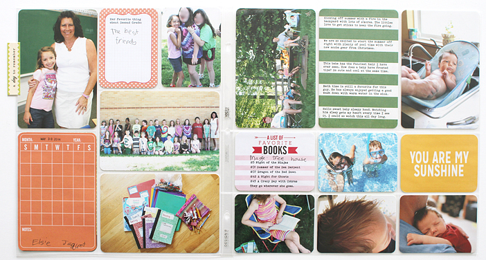 {365} Project Life 2014 | Week 22 by Shelly Jaquet