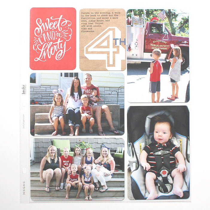 {365} Project Life 2014 | Week 27 by Shelly Jaquet