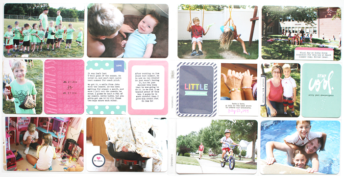 365} Project Life 2014 | Week 30 by Shelly Jaquet