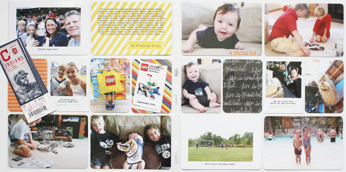 {365} Project Life 2014 | Week 36 by Shelly Jaquet
