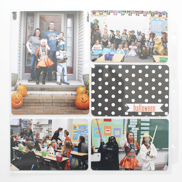 {365} Project Life 2014 | Week 44 - Halloween by Shelly Jaquet
