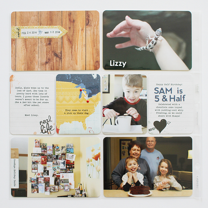 {365} Project Life 2014 | Week 9 by Shelly Jaquet