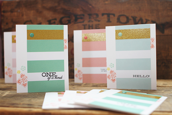 Simple Card Set by Shelly Jaquet #MME #MyMindsEye