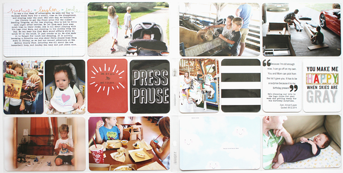 {365} Project Life 2014 | Week 31 by Shelly Jaquet