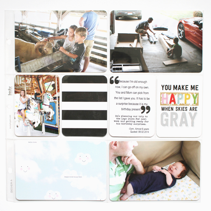 {365} Project Life 2014   Week 31 by Shelly Jaquet