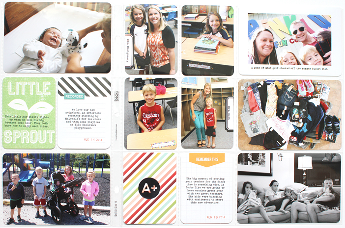 {365} Project Life 2014   Week 33 by Shelly Jaquet