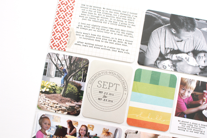 {365} Project Life 2014   Week 39 by Shelly Jaquet