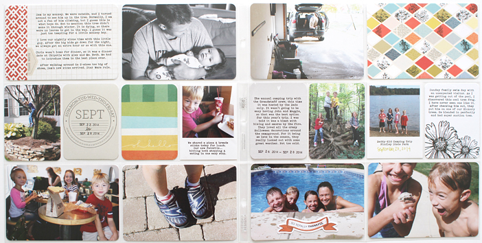 {365} Project Life 2014 | Week 39 by Shelly Jaquet