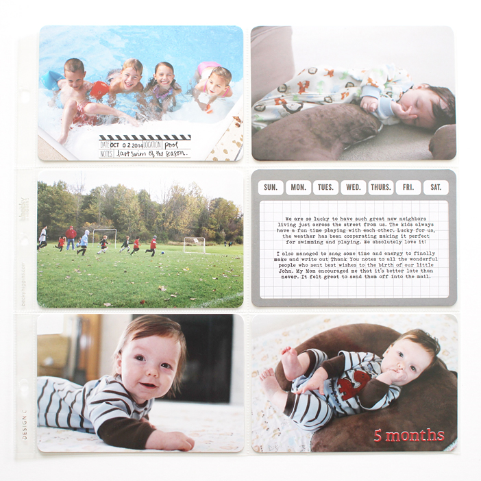{365} Project Life 2014   Week 40 by Shelly Jaquet