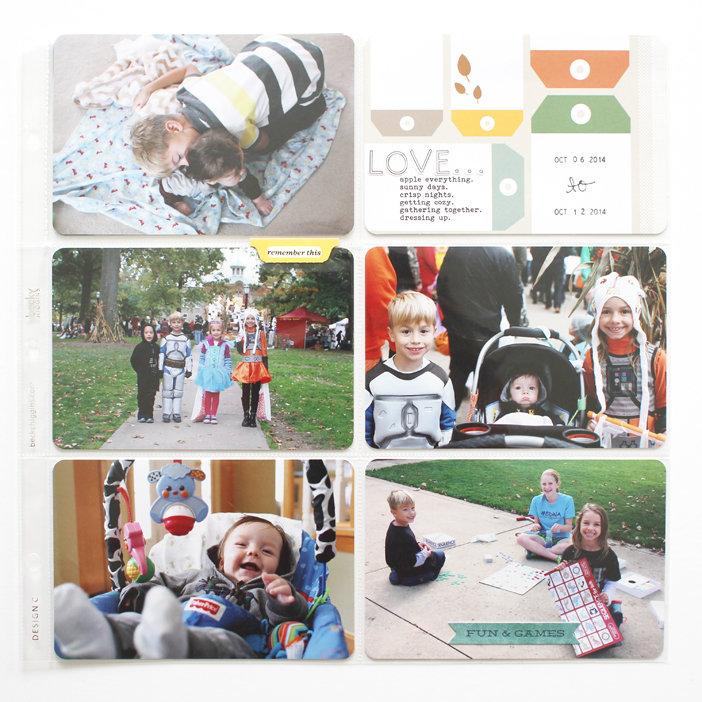 {365} Project Life 2014 | Week 41 by Shelly Jaquet