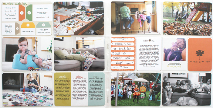 {365} Project Life 2014   Week 42 by Shelly Jaquet