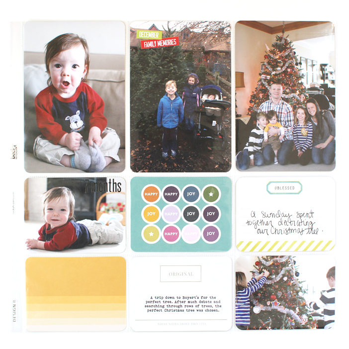 {365} Project Life 2014 | Week 49 by Shelly Jaquet